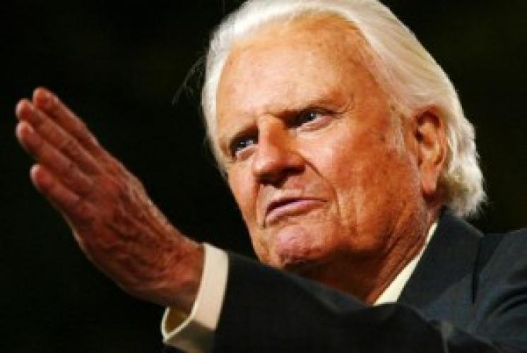 Billy Graham plănuieşte să conducă cea mai mare cruciadă