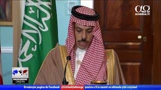 Este Arabia Saudită pregătită pentru un acord de pace? | Știre Alfa Omega TV