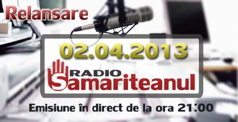 Relansare Radio Samariteanul