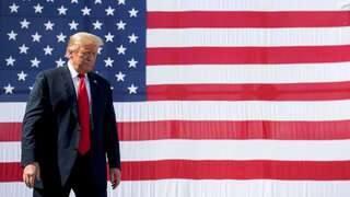 Trump a cerut protestatarilor să plece în liniște acasă | AO NEWS