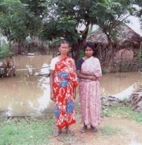 INDIA: Ploile musonice au afectat 720 de familii de creștini