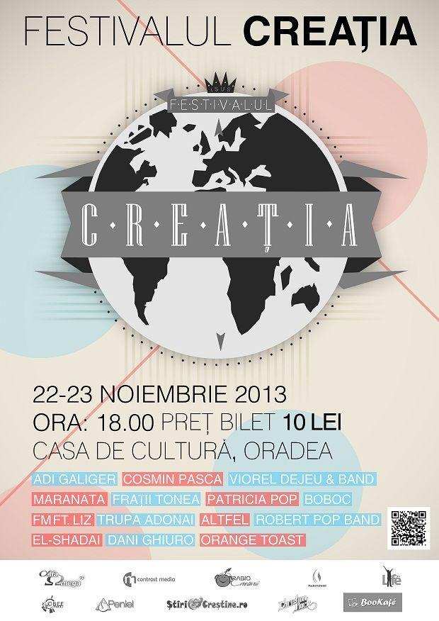 Festivalul Creația la Oradea