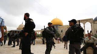 Poliția a închis Muntele Templului pentru evrei | AO NEWS