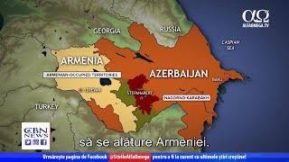 Războiul dintre Armenia și Azerbaidjan, un conflict vechi de zeci de ani | Știre Alfa Omega TV
