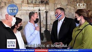 Jerusalem DateLine 355 | 28 noiembrie 2020