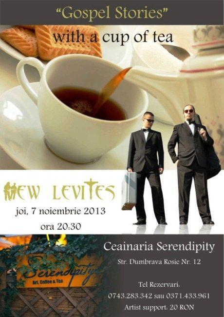 Concert Noii Leviți la București