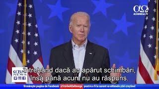 Cum ar arăta Orientul Mijlociu sub președinția Biden | Știre Alfa Omega TV